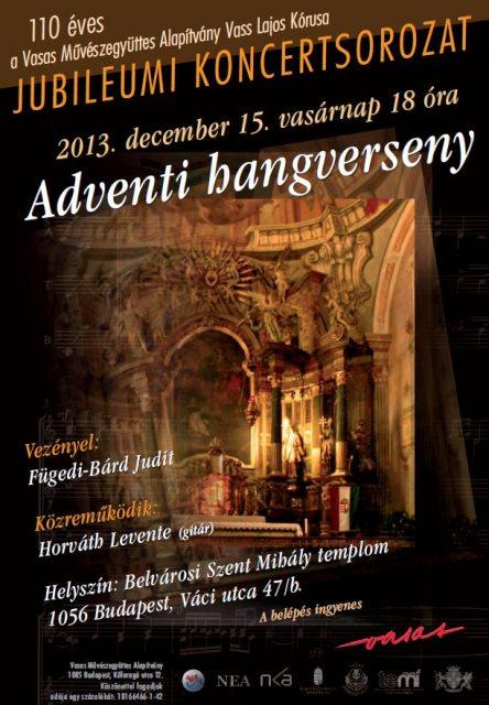 Adventi koncert 2013