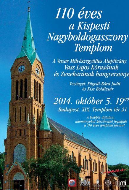 Koncert 2014.10.05.